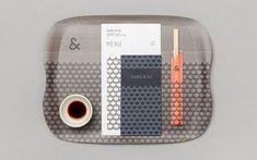 Sushi & Co. brand identity design by Bond studio.
