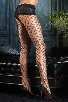 Pantyhose, Fence Net Hose, Sexy Lingerie, Hosiery Lingerie