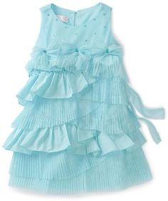Biscotti Tiered Sequin Party Portrait Dress 18 Mos $78!!