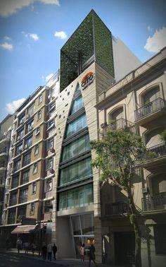 Encontrá las mejores ideas e inspiración para el hogar. CITO (Centro de Investigaciones y Tratamiento Ocular) por Brunzini Arquitectos & Asociados | homify