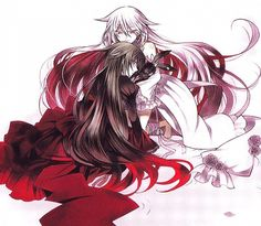 Tags: Anime, Pandora Hearts, Will Of The Abyss, Mochizuki Jun, Official Art