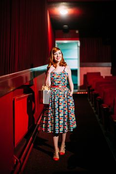Outfit: Movie Night at the Strand - A Clothes Horse