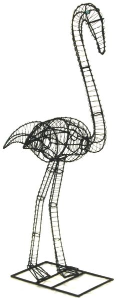 How to Make Animal Topiary Wire Frames | topiaries | Pinterest ...