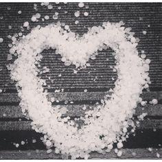 Snow heart xx