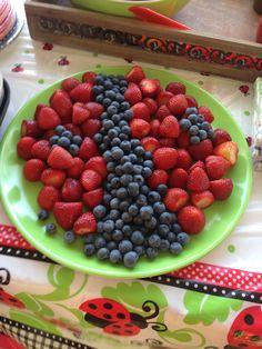 Ladybird Berries