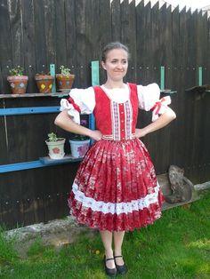 Kroje a tak Folk Costume, Costumes, Crafts, Shirts, Fashion, Moda, Manualidades, Dress Up Clothes, Fashion Styles