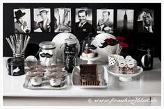 A Gentleman's Birthday|| Frau Herzblut