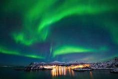 Image result for senja aurora borealis observatory