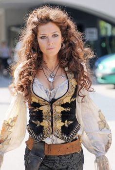 crazy creative pirate inspired fashion - Google Search