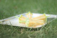 Ghiaccioli di ananas e liquirizia - Pineapple and liquorice popsicle #ricetta#recipe#ghiaccioli#popsicle#ananas#pineapple#liquirizia#liquorice#dolce#sweet#cibo#food#foto#photo