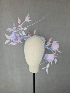 MBM2289 – Millinery By Mel All Design, News Design, Coding, Fascinators, Creative, Hats, How To Wear, Hat, Hipster Hat