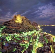 Alicante, Spain.