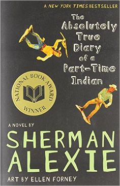 65 best banned books images on pinterest books to read libros absolute true diary of a part time indian by sherman alexie budding cartoonist junior leaves his troubled school on the spokane indian reservation to fandeluxe Gallery