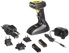 Wasp WWS800 Freedom Wireless Barcode Scanner Kit with USB Base, 5 mil Resolution, 100 scan/s Scan Rate, 5 VDC  Wasp WWS800 Freedom Wireless Barcode Scanner Kit with USB Base, 5 mil Resolution, 100 scan/s Scan Rate, 5 VDC   The Wasp WWS800 Freedom wireless barcode scanner kit includes a wireless, handheld barcode reader and a charging base and can be used to scan and decode linear one-dimensional (1D) barcodes. The barcode reader contains CCD (charge-coupled device) light sensors for ..