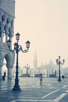 St Marks Square, Venice, Italy