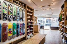 Slam City Skates East London Store Now Open