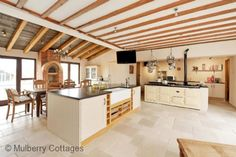 The Hollows, Henfield, Gloucestershire - Holiday Cottage Compare Bedroom With Ensuite, Barn, Relax, Kitchen, Cottages, Home Decor, Holiday, Converted Barn, Cooking