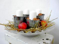 My idea on nlcafe.hu  Csináld magad: adventi koszorú férfiaknak - NLCafé  man advent christmas diy