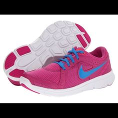 666e0c2fca90 Nike Womens Shoes Running flex experience lace-up mesh man made size 11 NEW