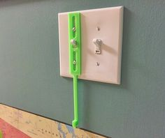 Elegant This Light Switch Extender Helps Children Reach The Light Switch
