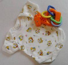 baby body vest 3-5lb tiny baby