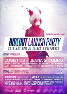 Hideout Launch Party