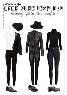 """""""Lynn gunn"""" by halfmoonkelly ❤ liked on Polyvore featuring H&M, Topshop, Phase 3, T.U.K., Madewell, Michael Kors, women's clothing, women's fashion, women and female"""