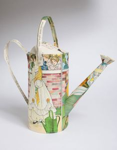 Jennifer Collier - ceramic watering can