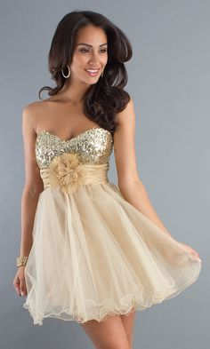 89fb56fb40 24 Best Gold Party Dress images