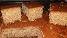 Candy Recipes, Gourmet Recipes, Sweets Cake, Greek Recipes, Christmas Candy, Cornbread, Banana Bread, Deserts, Food And Drink