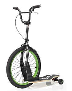 A new breed of scooter. - http://noveltystreet.com/item/1494/