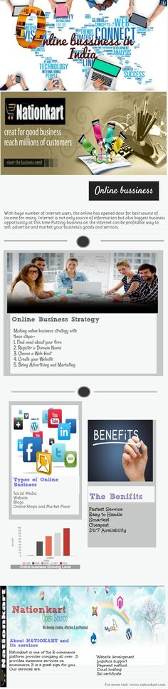 Ecommerce is fastest growing platform for online business. Companies are trying to conflict to each-other adopting this platform. Having focus on market we set you proper strategy for you business for best result and we provides you best qualities of services such as website design, web hosting, payment gatway etc.