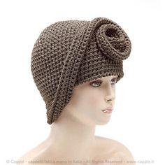 Capplè - Cappelli crochet fatti a mano in Italia