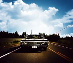 1967 Impala / Supernatural