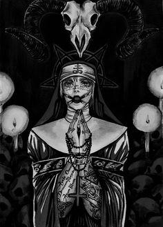 Arte Horror, Horror Art, Bd Art, Satanic Art, Evil Art, Arte Obscura, Demon Art, Dark Art Drawings, Macabre Art