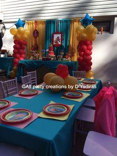 Princess Elena of Avalor Birthday Party Ideas   Photo 3 of 14