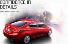 Hyundai Elantra/Avante is N°1 in sales in South Korea!