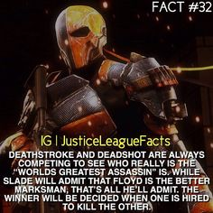 Love Deathstroke, but he ain't bulletproof (to everything)