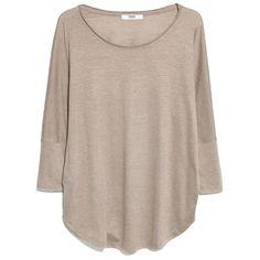 """Mango Dolman sleeve tshirt"" found on Polyvore"