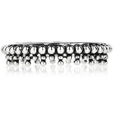 Killer's Crown Midi Ring Silver