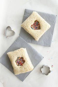 If you haven't tried fairy bread yet, check out this easy recipe at Sugar and Cl. , If you haven't tried fairy bread yet, check out this easy recipe at Sugar and Cloth. No fairy birthday party is complete without it! Fairy Birthday Party, Birthday Parties, Pirate Birthday, Birthday Lunch, Cute Food, Good Food, Do It Yourself Quotes, Kids Meals, Easy Meals