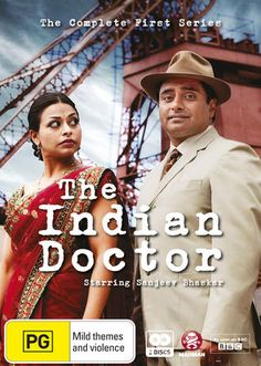 The Indian Doctor - Series 1   DVD   ABC Shop