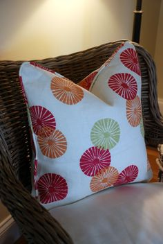 Groundworks Lee Jofa Linen Pillow Covers  Pink by ModernCoastal  Another Pillow Idea for Formal Living