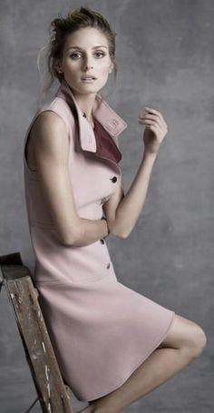 Olivia Palermo in Gucci for Harper's Bazaar Australia
