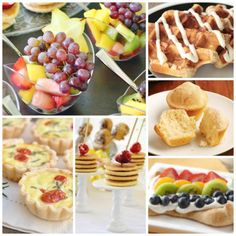 Ideas para BRUNCH