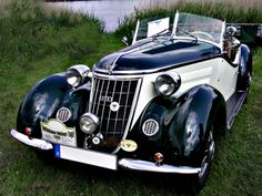 1936 Audi Wanderer W 25 K Roadster