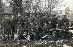 Saxon MG'ers.