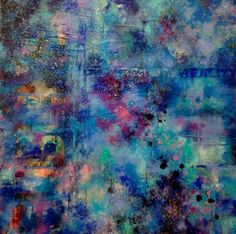 Sublime Reality by Emily Klima | mixed media artwork | Ugallery Online Art Gallery