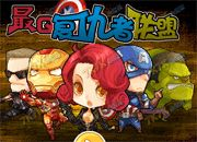 Avengers vs Zombies