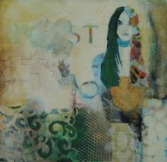 Study in Green...judy thorley